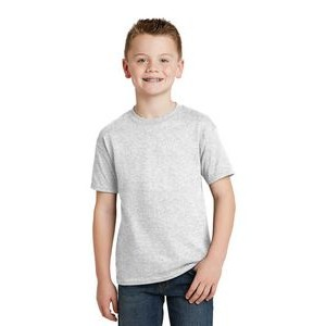 Hanes® Youth EcoSmart® 50/50 Cotton/Poly T-Shirt