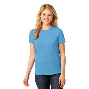 Port & Company® Ladies' Core Cotton T-Shirt