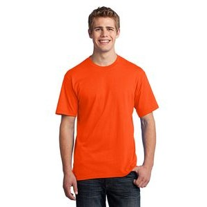 Port & Company® All-American Short Sleeve Cotton Tee Shirt