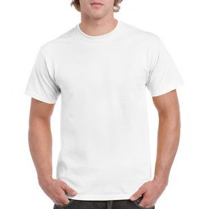 Gildan 5.3 Oz. White T-Shirt