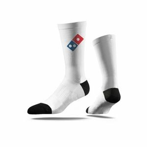 Economy Custom One Press Socks, Standard