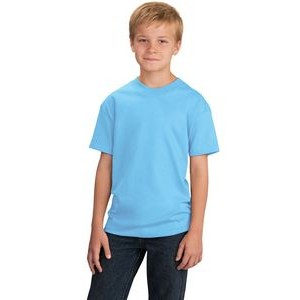 Port & Company® Youth 5.4 Oz. 100% Cotton Tee Shirt