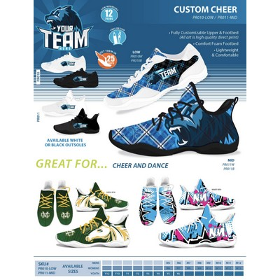 Custom Cheer Mid
