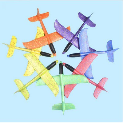 Soft Foam Hand Throwing Airplane Outdoor Sports Toys