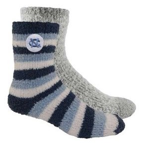 Fashion Fuzzy Feet Crew Socks