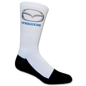 Athletic Crew Sock w/1 Location Sublimation