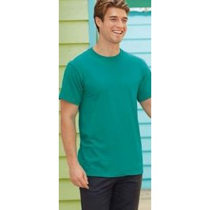Jerzees® Dri-Power® Active 50/50 Cotton/Poly Adult T-Shirt