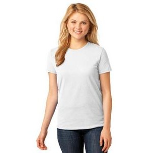 Port & Company® Ladies Core Cotton Tee Shirt