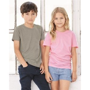 Bella+Canvas® Youth Unisex Jersey T-Shirt