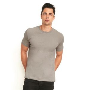 Next Level Sueded Short Sleeve Crew Neck T-Shirt