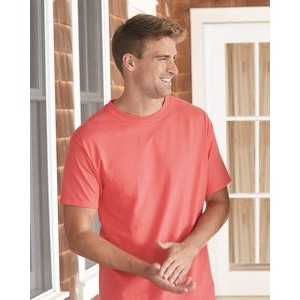 Hanes® Adult Beefy-T® Short Sleeve T-Shirt