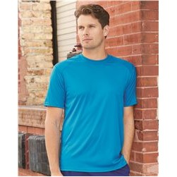 Badger Sport B-Core T-Shirt w/Sport Shoulder