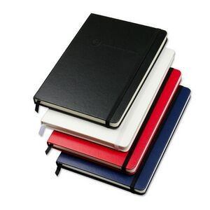 "Essential Leatherette Turned-Edge Covering Journal - 5""x7"""
