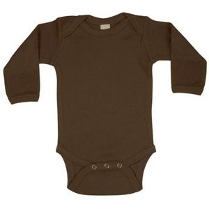 Brown Long Sleeve Onezie