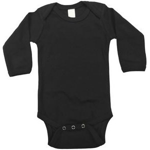 Black Long Sleeve Onezie