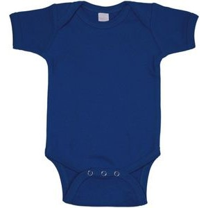 Royal Blue Short Sleeve Onezie