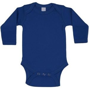 Royal Blue Long Sleeve Onezie