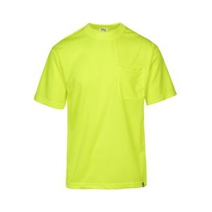 Hi-Viz Short Sleeve T-Shirt (Safety Green)