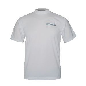 Men's CoolTech Solid-Color T-Shirt w/Mock Collar