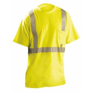 Flame Resistant Dual Certified Short Sleeve T-Shirt w/Pocket