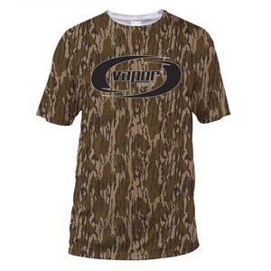 USA Made Custom Mossy Oak Youth Performance S/S T-Shirt