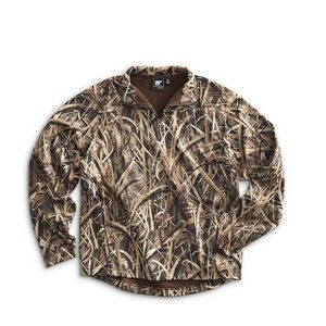 Mossy Oak Camo Pullover (Size XXS - 6XL, LT - 6XLT / No Up-Charge on Big & Tall Sizes)