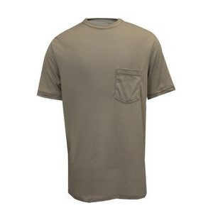 National Safety Apparel® Men's FR Classic Cotton Knit Short Sleeve T-Shirt