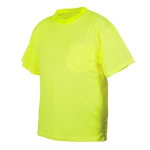 Pyramex Lumen-X® Non-rated Hi-Vis Lime T-Shirt